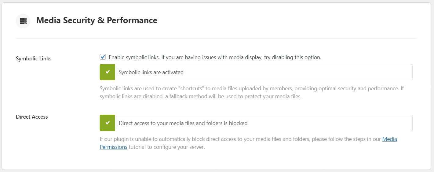 BuddyBoss Platform Medias : Direct Access Security Fixed!